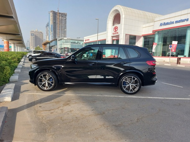 Used 2020 BMW X5 for sale in dubai
