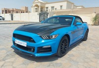 Used 2017 Ford Mustang for sale in abudhabi