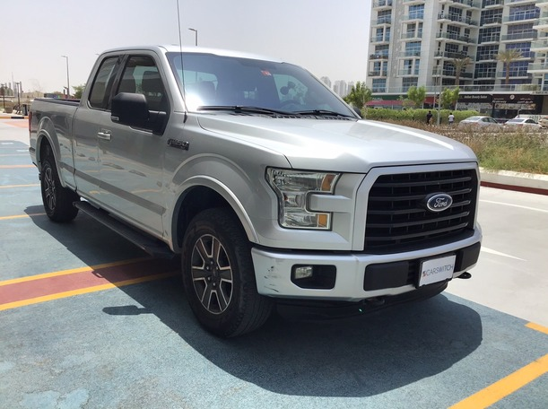Used 2015 Ford F150 for sale in dubai