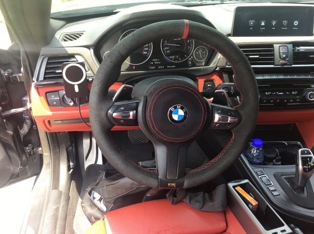 Used 2016 BMW 435 for sale in dubai