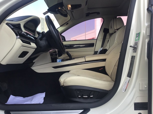 Used 2012 BMW 750 for sale in dubai