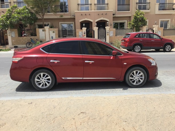 Used 2020 Nissan Sentra for sale in dubai