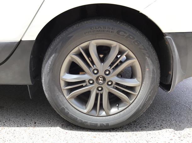 Used 2014 Hyundai Tucson for sale in abudhabi