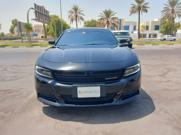 Used 2019 Dodge Charger for sale in dubai