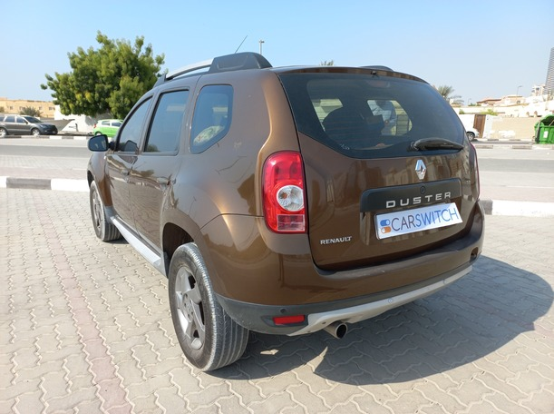 Used 2013 Renault Duster for sale in sharjah
