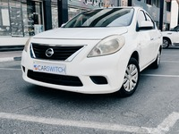 Used 2013 Nissan Sunny for sale in dubai