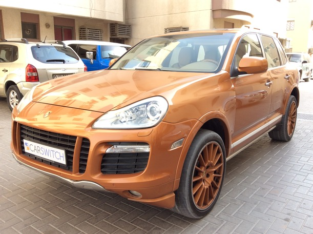 Used 2009 porsche Cayenne for sale in dubai