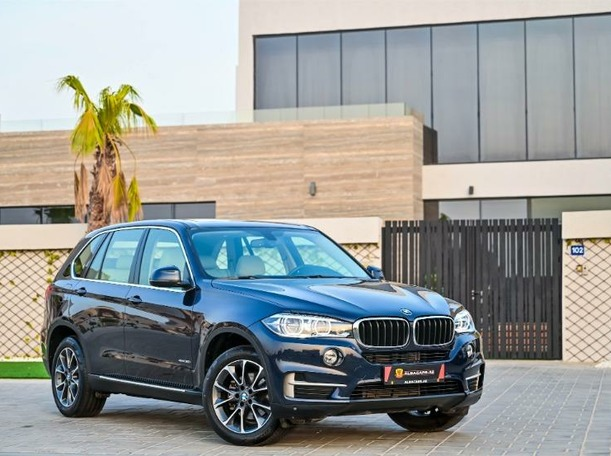 Used 2018 BMW X5 for sale in dubai