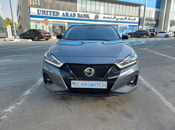 Used 2020 Nissan Maxima for sale in sharjah