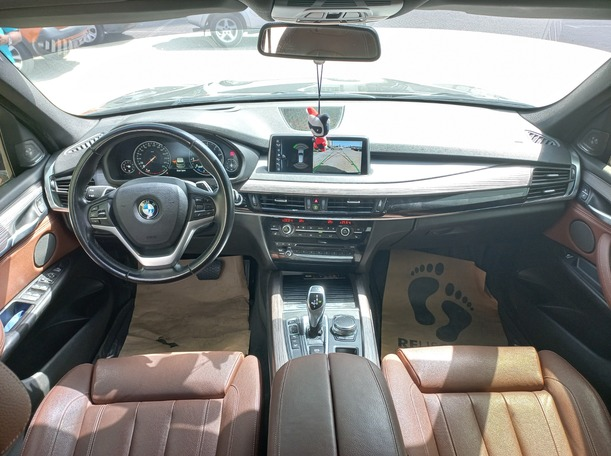Used 2017 BMW X5 for sale in sharjah