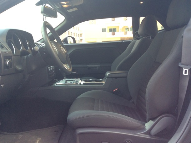 Used 2014 dodge Challenger for sale in dubai
