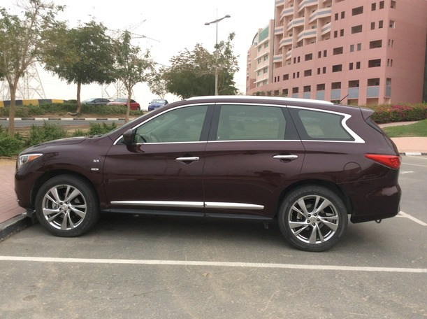 Used 2015 infiniti QX60 for sale in dubai