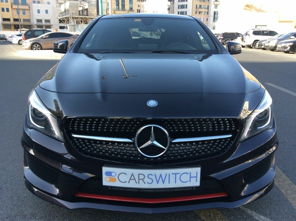 Used 2015 Mercedes CLA250 for sale in dubai