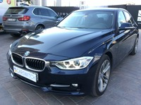 Used 2014 bmw 3 Series for sale in dubai
