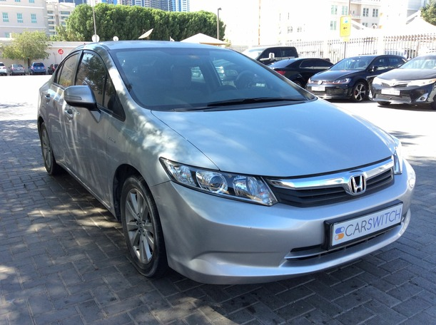 Used 2012 honda Civic for sale in dubai