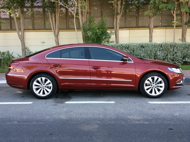 Used 2016 volkswagen CC for sale in sharjah