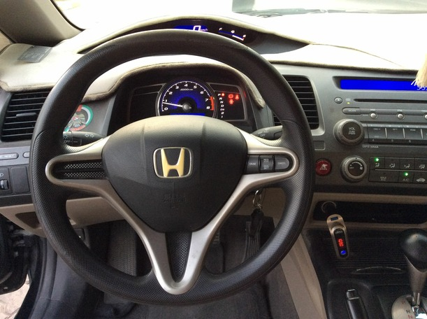 Used 2009 Honda Civic for sale in dubai