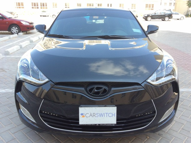 Used 2015 hyundai Veloster for sale in dubai