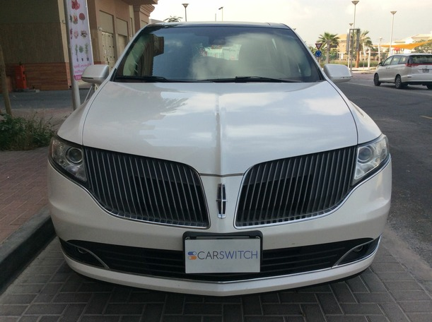 Used 2014 Lincoln MKT for sale in dubai