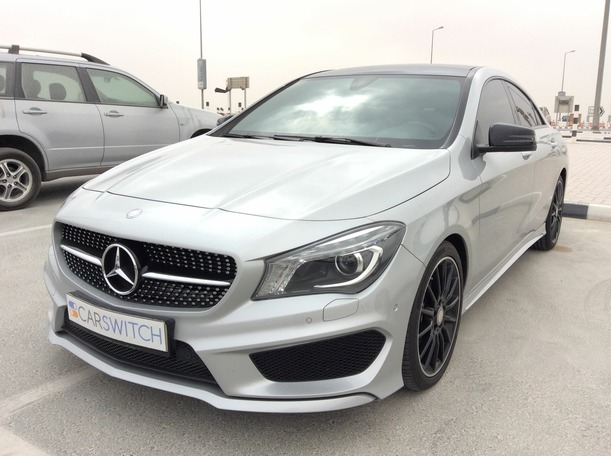 Used 2016 Mercedes CLA250 for sale in abudhabi