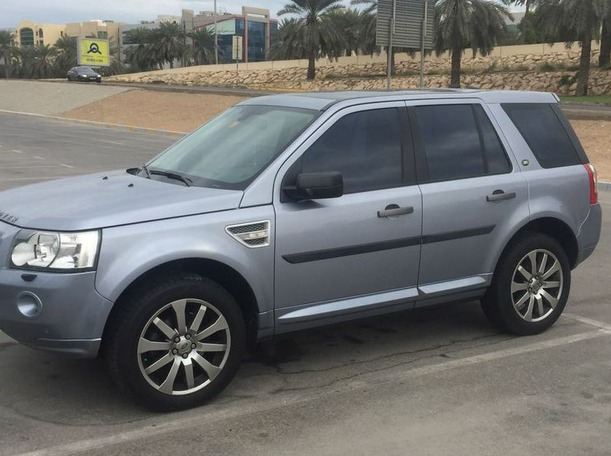 Used 2009 land-rover LR2 for sale in abudhabi