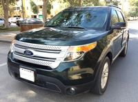Used 2013 Ford Explorer for sale in dubai
