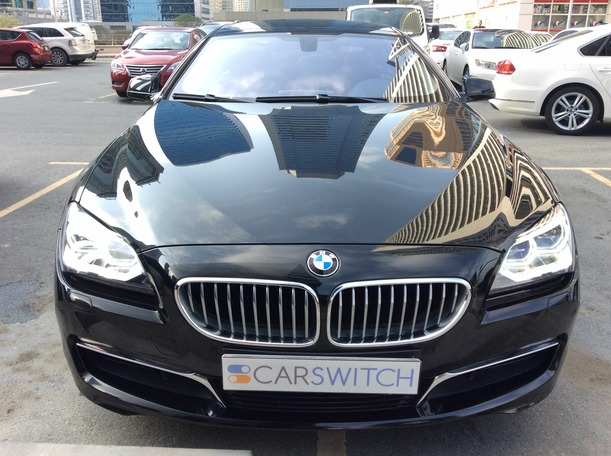 Used 2014 bmw 6 Series for sale in dubai