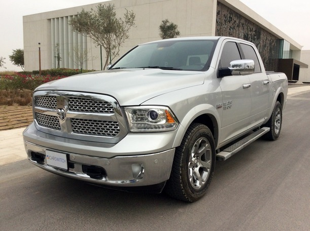 Used 2016 dodge RAM for sale in dubai