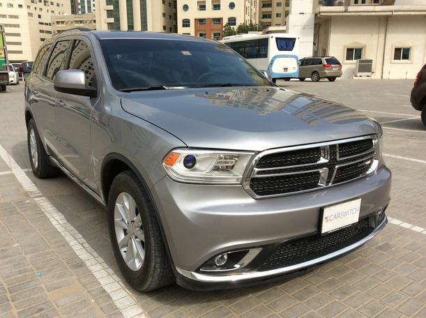 Used 2014 dodge Durango for sale in sharjah