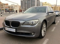 Used 2010 bmw 7 Series for sale in dubai
