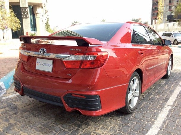 Used 2015 Toyota Aurion for sale in abudhabi