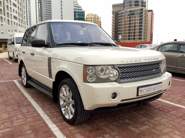 Used 2009 Range Rover Vogue for sale in dubai