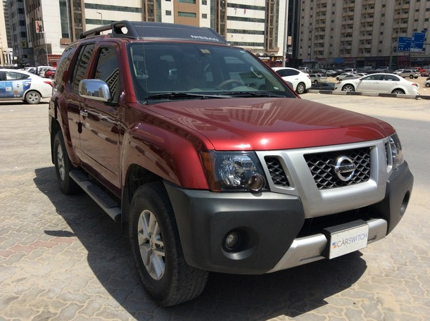 Used 2015 nissan Xterra for sale in sharjah