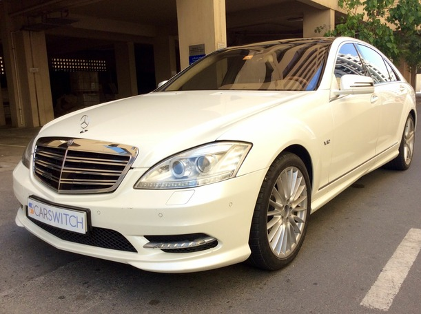 Used 2011 Mercedes S600 for sale in dubai