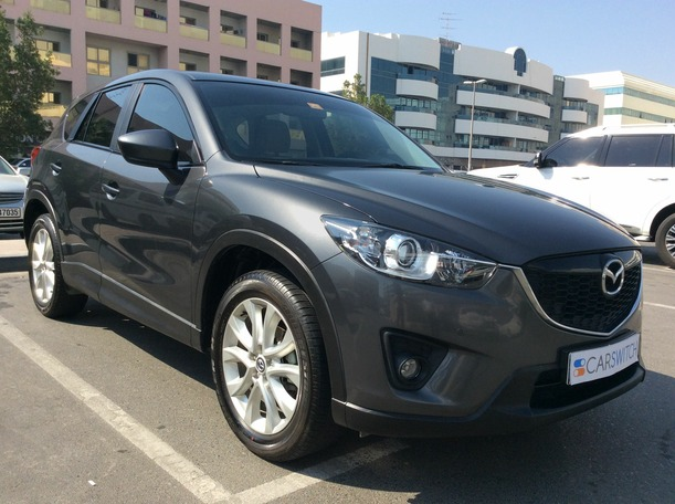 Used 2014 mazda CX-5 for sale in dubai