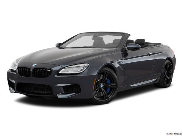 New 2018 BMW M6 for sale in dubai