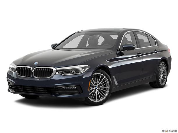 New 2018 BMW 530 for sale in dubai