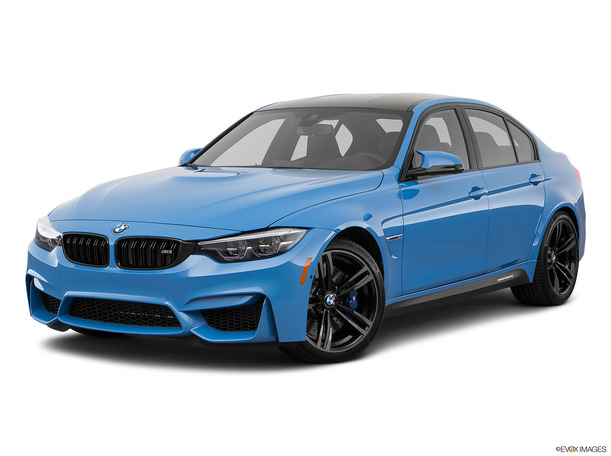New 2018 BMW M3 for sale in dubai
