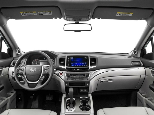 New 2018 Honda Pilot for sale in dubai