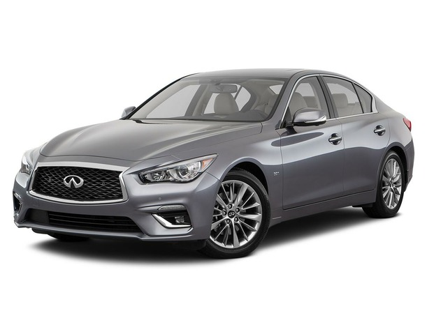 New 2018 Infiniti Q50 for sale in dubai