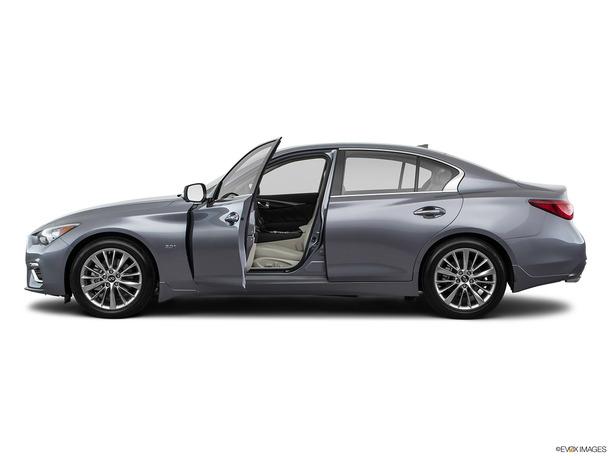 New 2018 Infiniti Q50 for sale in dubai