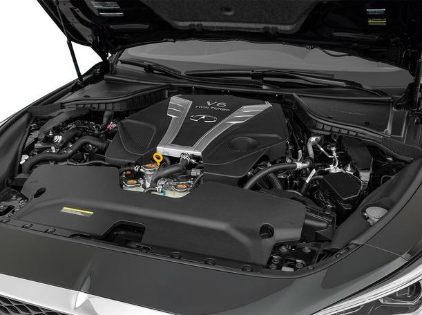 New 2018 Infiniti Q60 for sale in dubai