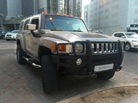 Used 2006 hummer H3 for sale in dubai